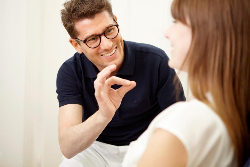 Kiefergelenksdiagnostik und -therapie
